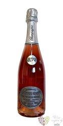 """Vincent Charlot rosé """" Lécorché de la Genette """" extra brut Champagne 0.75 l"""