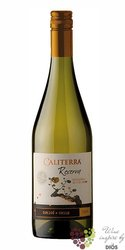 "Chardonnay "" Reserva "" 2008 Chile Casablanca valley Caliterra Estate      0.75 l"