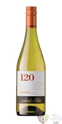 "Chardonnay "" 120 range "" 2015 Casablanca valley Do viňa Santa Rita  0.75 l"