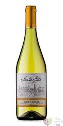 """Chardonnay """" Reserva """" 2017 Casablanca valley Do viňa Santa Rita  0.75 l"""