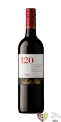 "Cabernet Sauvignon "" 120 Range "" 2014 Rapel valley Do viňa Santa Rita     0.75 l"
