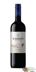 """Merlot """" Reserva """" 2013 Colchagua valley Do viňa Carmen  0.75 l"""