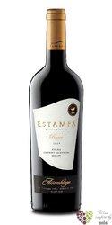 "Syrah & CS & M "" Reserve "" 2012 Colchagua valley Do viňa Estampa  0.75 l"