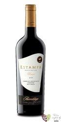 """Cabernet Sauvignon & C & PV """" Reserve """" 2012 Colchagua valley Do viňa Estampa  0.75 l"""