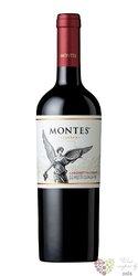 """Cabernet Sauvignon reserva """" Classic series """" 2015 Colchagua valley viňa Montes0.75 l"""