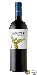 "Merlot reserva "" Classic series "" 2015 Colchagua valley viňa Montes  0.75 l"