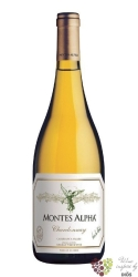 "Chardonnay "" Montes Alpha "" 2014 Casablanca valley viňa Montes  0.75 l"
