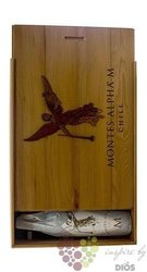 "Chardonnay "" Montes Alpha "" 2014 Casablanca valley viňa Montes  12x0.75 l"
