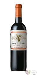 "Cabernet & Carmenere "" Limited selection "" 2015 Colchagua valley viňa Montes0.75 l"