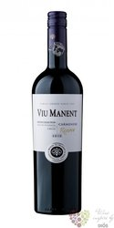 "Carmenere "" Reserva "" 2015 Chile Colchagua valley Do Viu Manent     0.75 l"