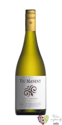 "Chardonnay "" Reserva "" 2015 Chile Colchagua valley Do Viu Manent     0.75 l"