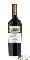 """Cabernet Sauvignon """" Reserva """" 2012 Chile Maipo valley viňa Tarapaca     0.75 l"""