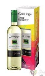 """Sauvignon blanc """" Gato Negro """" gift box Curico valley viňa San Pedro  0.75 l"""