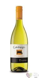 """Chardonnay """" Gato Negro """" 2014 Curico valley viňa San Pedro   0.75 l"""