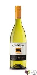"""Chardonnay """" Gato Negro """" 2015 Curico valley viňa San Pedro   0.75 l"""