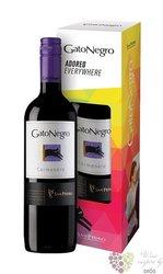 "Carmenére "" Gato Negro "" 2014 gift box Curico valley viňa San Pedro   0.75 l"