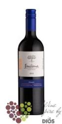 """Syrah """" Varietal """" 2012 Central valley Emiliana organic vineyards    0.75 l"""