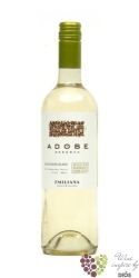 "Sauvignon blanc reserva "" Adobe "" 2015 Chile Casablanca valley Emiliana organicvineyards    0.75 l"