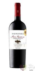 """Cabernet Sauvignon """" Gran reserva """" 2013 Chile Maipo valley viňa Morandé     0.75 l"""