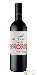 "Cabernet Sauvignon "" Mancura "" 2017 Central valley viňa Morandé  0.75 l"
