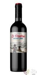 """Cabernet Franc """" El Padre """" 2014 Maipo valley Do viňa Morande  0.75 l"""