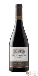 """Syrah reserva """" Max """" 2011 Aconcagua valley viňa Errazuriz  0.75 l"""