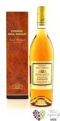 "Paul Giraud "" Napoleon "" aged 15 years 1er Cru Grande Champagne Cognac Aoc 40% vol.    0.70 l"