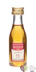 """Camus elegance """" VS """" Cognac Aoc 40% vol.  0.03 l"""