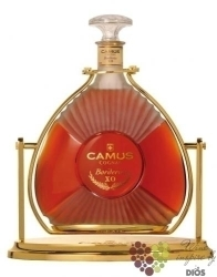 "Camus Borderies "" XO "" cradle set Cognac Aoc magnum bottle 40% vol.    1.50 l"