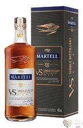 "Martell "" VS "" gift box Fine Cognac Aoc 40% vol.     0.70 l"