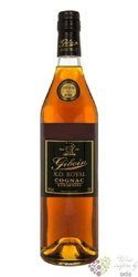 "Francois Giboin xo "" Royal "" Borderies Cognac 40% vol.  0.70 l"
