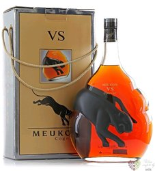 """Meukow """" VS """" Cognac Aoc 40% vol.  1.75 l"""