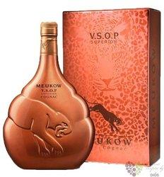 """Meukow """" VSOP Superior Copper """" Cognac Aoc 40% vol.  0.70 l"""