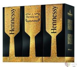 """Hennessy """" Vs """" festive box very special Cognac Aoc 40% vol.  0.70 l"""