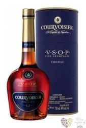 Courvoisier VSOP     TUBA 40%0.70l