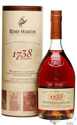 "Remy Martin "" 1738 Accord Royal "" Fine Champagne Cognac 40% vol.  1.00 l"
