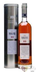 """Bache Gabrielsen """" XO """" metal box Fine Champagne Cognac by Dupuy 40% vol.   0.70 l"""