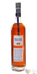 """Bache Gabrielsen """" XO """" tin box Fine Champagne Cognac 40% vol.  0.70 l"""