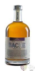 """Bache Gabrielsen """" Pure & Rustic """" Trés vieille reserve Cognac Aocby Dupuy 40% vol.   0.50 l"""