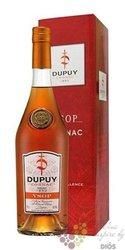 """Dupuy """" VSOP Tentation """" metal box Cognac 40% vol.   0.70 l"""
