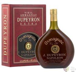 "J.Dupeyron "" Napoleon Extra Very Old "" Armagnac Aoc 40% vol.   1.00 l"