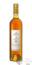 "Frapin "" Treasures "" 15 years old 1er cru Grande Champagne Cognac 42% vol.   0.70 l"