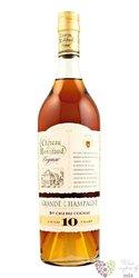 Chateau de Montifaud aged 10 years 1er cru Grande Champagne Cognac 40% vol.  0.70 l