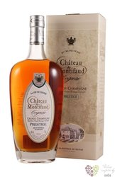 "Chateau de Montifaud "" VSOP Prestige Diva "" gift box Grande Champagne Cognac 40% vol.  0.70 l"