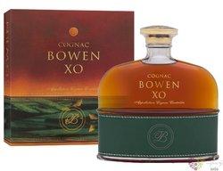 """Bowen """" XO """" aged 18-20 years Cognac Aoc 40% vol.    0.70 l"""