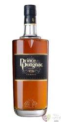 """Prince Hubert de Polignac """" VS """" gift box Cognac Aoc 40% vol.    0.70 l"""