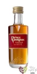 """Prince Hubert de Polignac """" VSOP """" fine Cognac Aoc 40% vol.   0.03 l"""