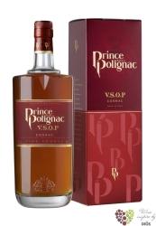 """Prince Hubert de Polignac """" VSOP """" fine Cognac Aoc 40% vol.   1.00 l"""