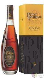 "Prince Hubert de Polignac "" Réserve de VSOP "" Grande Champagne Cognac 40% vol. 1.00 l"