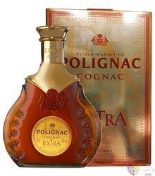 "Prince Hubert de Polignac "" Extra - old design "" Grande Champagne Cognac 40% vol.   0.70 l"